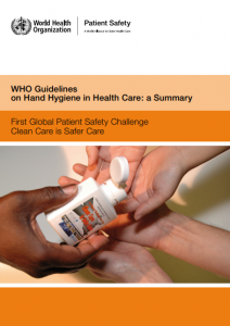 WHO Hand Hygiene guide